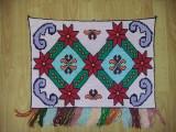 Carpete vechi Romanesti TRADITIONALE,Carpete cusute manuat traditional ,folclor