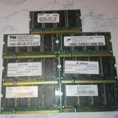 Placute/Memorii RAM Laptop DDR1 256mb - Memorie RAM laptop
