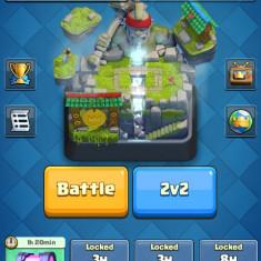 Vând cont cleșh royal arena 10 - Jocuri Logica si inteligenta
