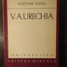 V.A.URECHIA - VISTIAN GOIA