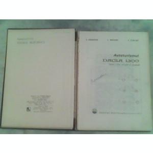 Autoturismul Dacia 1300-A.Brebenel,C.Mondiru,I.Farcasu