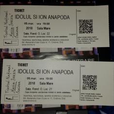 Bilete teatru