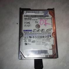 HDD laptop Seagate IDE Saamsung 100gb, 81-99 GB, Rotatii: 5400