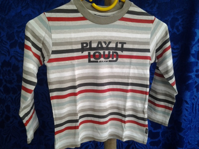 Mexx  Red / bluza copii 5 - 6 ani (110/116 cm)