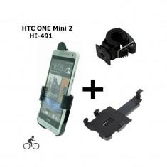 Haicom suport telefon biciclete pentru HTC ONE Min - Suport telefon bicicleta