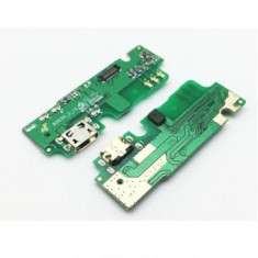 Placa cu conector alimentare si date Lenovo K6 Note Originala