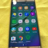 Samsung S6 EDGE Gold Platinum Edition/3 GB Ram/32GB/Husa tip carte, Auriu, Neblocat