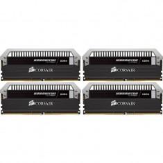 Memorie Corsair Dominator Platinum 32GB DDR4 3333 MHz DDR4 CL16 Quad Channel Kit Fan - Memorie RAM Corsair, Peste 16 GB