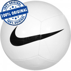 Minge fotbal Nike Pitch Team - minge originala, Marime: 5, Teren sintetic