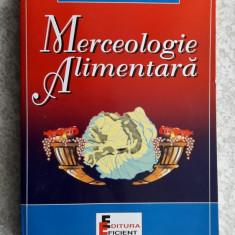 Merceologie Alimentara - Ion Diaconescu ,CARTEA ESTE CA NOUA !