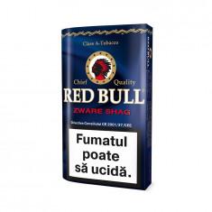 TUTUN PENTRU RULAT TIGARI RED BULL ZWARE 40 G - Tutun Pentru tigari de foi