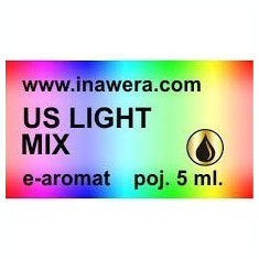US Light Mix Wera Garden - Lichid tigara electronica