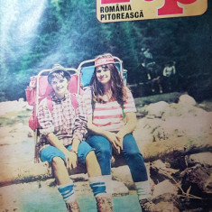 Revista romania pitoreasca octombrie 1985