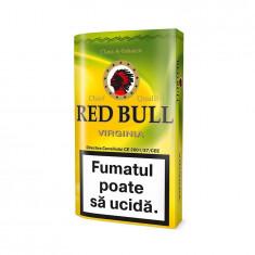 TUTUN PENTRU RULAT TIGARI RED BULL VIRGINIA 40 G - Tutun Pentru tigari de foi