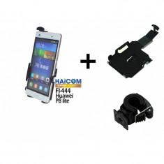 Haicom suport telefon biciclete pentru HUAWEI P8 L - Suport telefon bicicleta