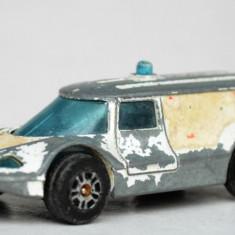 Macheta Corgi Juniors Ambulanta Healer Wheeler - Macheta auto, 1:64