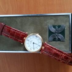 Ceas aur 18k Mondia Swiss Made
