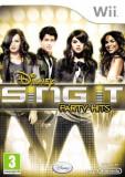 Disney Sing It Party Hits  - Nintendo Wii [Second hand], Simulatoare, 3+, Single player
