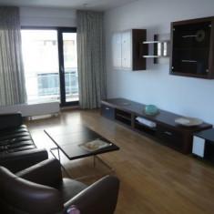 Baneasa, bloc nou de inchiriat apartament 3 camere mobilat nou - Apartament de inchiriat, 118 mp, Numar camere: 3, An constructie: 2009, Etajul 2