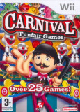 Carnival - Funfair Games - Nintendo Wii [Second hand], Board games, 3+, Multiplayer