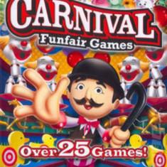 Carnival - Funfair Games - Nintendo Wii [Second hand] - Jocuri WII, Board games, 3+, Multiplayer