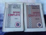 Opere complete - ELIADE RADULESCU , 2 vol - 1916