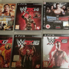 Vand Jocuri PS3 Activision, playstation 3, seria WRESTLING W2K, aventura, actiune, Shooting, 18+, Single player