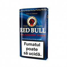 TUTUN PENTRU RULAT TIGARI RED BULL HALFZWARE 40 G - Tutun Pentru tigari de foi