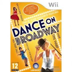 Dance on Brodway - Nintendo Wii [Second hand] - Jocuri WII, Board games, 3+, Multiplayer