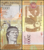 Venezuela 2.000 bolivares 2016 - UNC