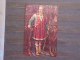 STEFAN CEL MARE, PICTURA IN ULEI DE COSTIN PETRESCU [ 1954 ] MANASTIREA PUTNA