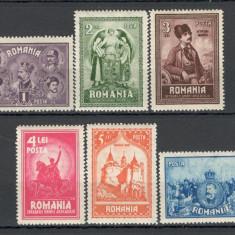 Romania.1929 10 ani Unirea Transilvaniei YR.17 - Timbre Romania, Nestampilat