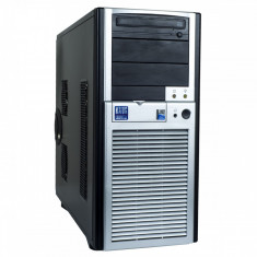 Haug C4619 Intel Core i7-2600K 3.40 GHz 4 GB DDR 3 500 GB HDD DVD-ROM 1 GB GeForce 605 Tower - Sisteme desktop fara monitor, Fara sistem operare
