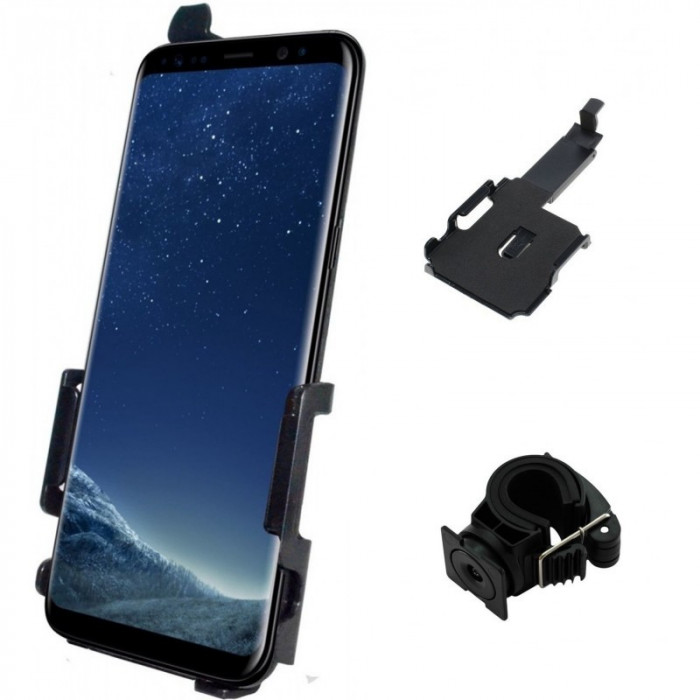 Haicom suport telefon biciclete pentru SAMSUNG GAL foto mare