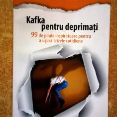 Allan Percy - Kafka pentru deprimati - Carte ezoterism