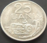 Moneda 25 Bani - RS ROMANIA, anul 1982 *cod 1931 --- A.UNC+++, Aluminiu