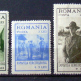 ROMANIA -  CERCETASI, Nestampilat