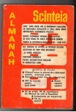 (C8050) ALMANAH SCANTEIA 1989