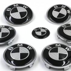 Set 7 buc. embleme BMW - Capace janta