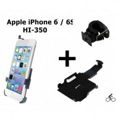 Haicom suport telefon biciclete pentru Apple iPhon - Suport telefon bicicleta