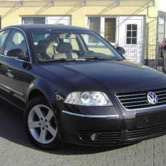 Vw Passat 1.9 TDI *HIGHLINE*, An Fabricatie: 2004, Motorina/Diesel, 163000 km, 1900 cmc