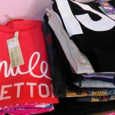 Sisley si Benetton - haine copii, pachet cu mix de toate marimile si culorile, Marime: 4-5 ani, Culoare: Multicolor