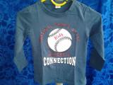 Blue PocoPiano - bluza copii 6 ani, 5-6 ani, Din imagine