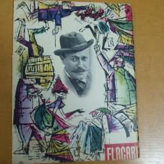 Flacara numar I. L. Caragiale coperta Val Munteanu - Revista culturale