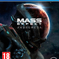 Mass Effect andromeda - PS4 [Second hand] - Jocuri PS4, Role playing, 18+, Single player