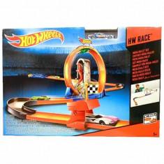 Jucarie Hot Wheels - Set mega raliu BGJ09 Mattel - Masinuta