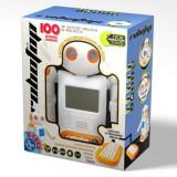 LAPTOP EDUCATIV ROBOTOP/bilingv/100 functii, D-Toys