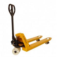 Transpalet Stager HPT2.5T - 685x1200mm, roti nylon - Transpaleti