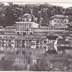 Bnk cp Sovata - pe lacul Ursu - circulata, Printata