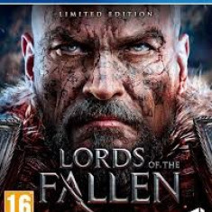 Lords of the fallen - PS4 [Second hand] - Jocuri PS4, Role playing, 18+, Single player